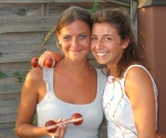 Silvia and Francesca